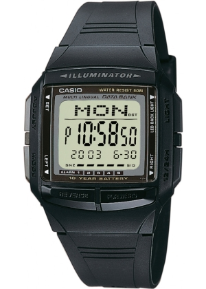 Часы Casio DB-36-1