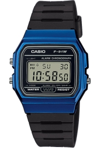 Часы CASIO F-91WM-2A